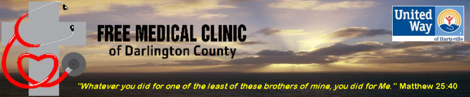 Free Medical Clinic of Darlington County - Hartsville