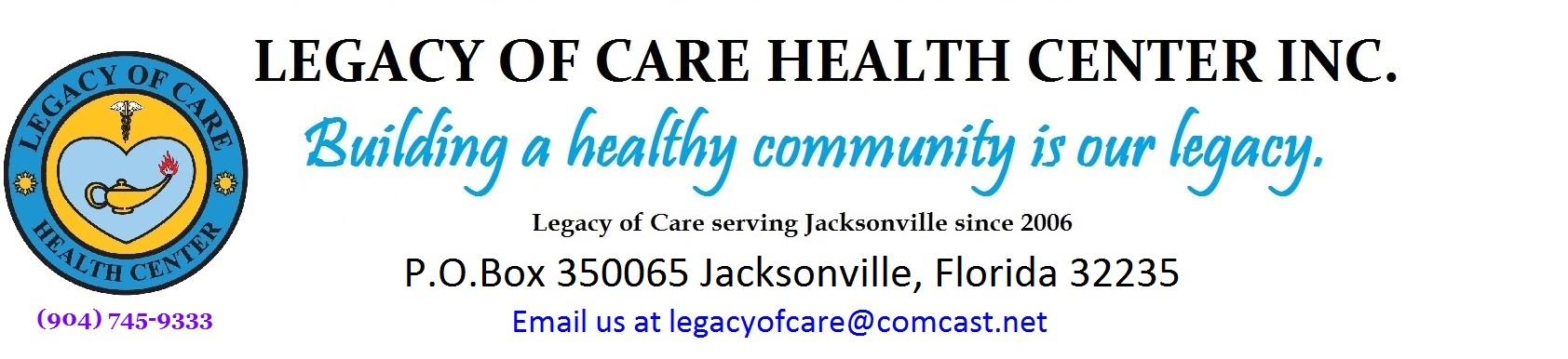 Legacy of Care Health Center